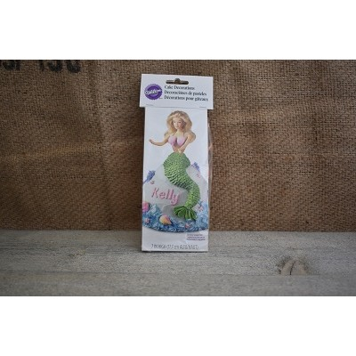 Wilton Barbie Mini Doll Pick (pin popje) blond