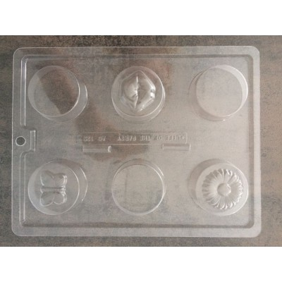 Cookie Mold 4 Divers