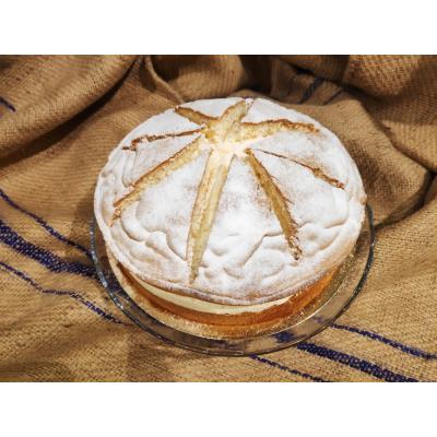 Valentijns Sneeuwster - 2 taarten